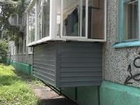 Пристройка балкона на первом этаже