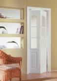 одностворчатая дверь книжка
