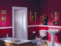 двери в ванную мдф