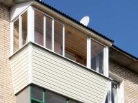 Самодельная крыша для балкона на последнем этаже