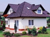 Многощипковая мансардная крыша