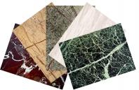 цвета и текстуры мраморной плитки