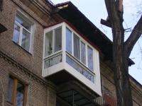 Евроремонт старого балкона
