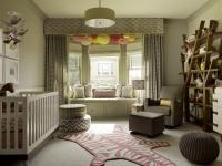Объединение детской комнаты с балконом