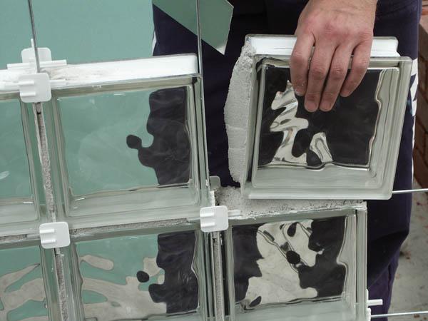 что такое стеклоблоки фото декоративных перегородок и стен