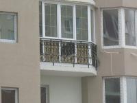 Остекление балкона маленькой площади